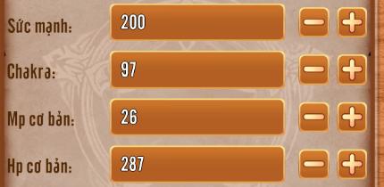 [Nhân Vật] Hệ Lôi - Sasuke,Sakura Trong Làng Lá Phiêu Lưu Ký - 2