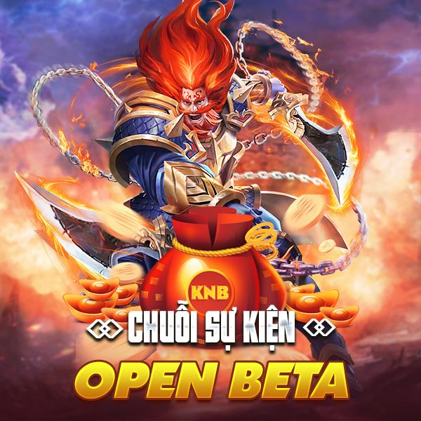[ Sự Kiện ] Chuỗi sự kiện OPEN BETA - 1