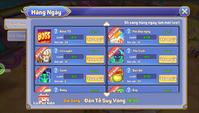 [Hướng Dẫn] Chơi Game Liên Minh Bóng Tối - 4