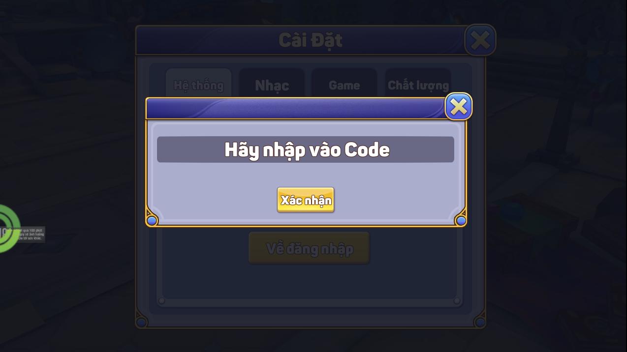 [Hướng dẫn] Nhận GiftCode Và Nhập Code Trong Game - 4