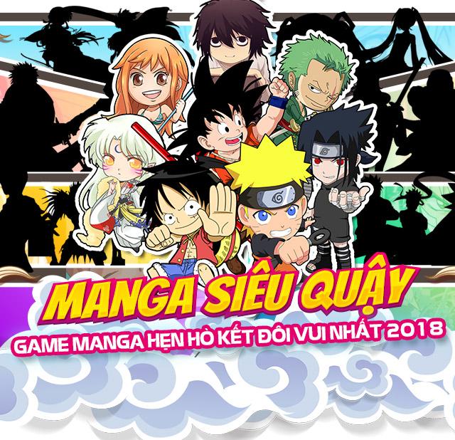 [HƯỚNG DẪN] Kịch bản Chơi Game Manga Siêu Quậy - 24