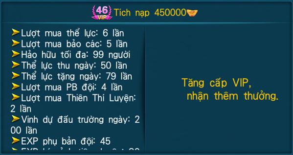 [Hệ Thống] - VIP - Thần Kiếm 3D - 46
