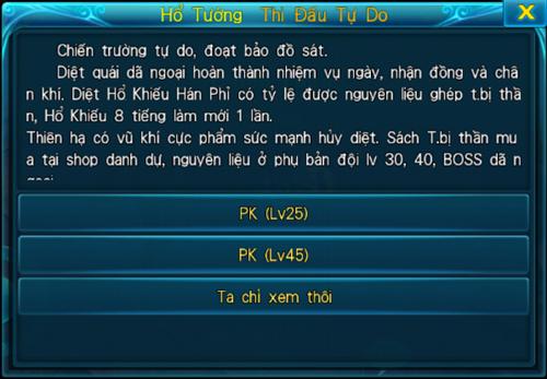 [Hoạt Động] - BOSS Dã Ngoại - Thần Kiếm 3D - 4