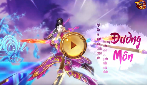 Phái Đường Môn - Thần Tiễn Độc Vương