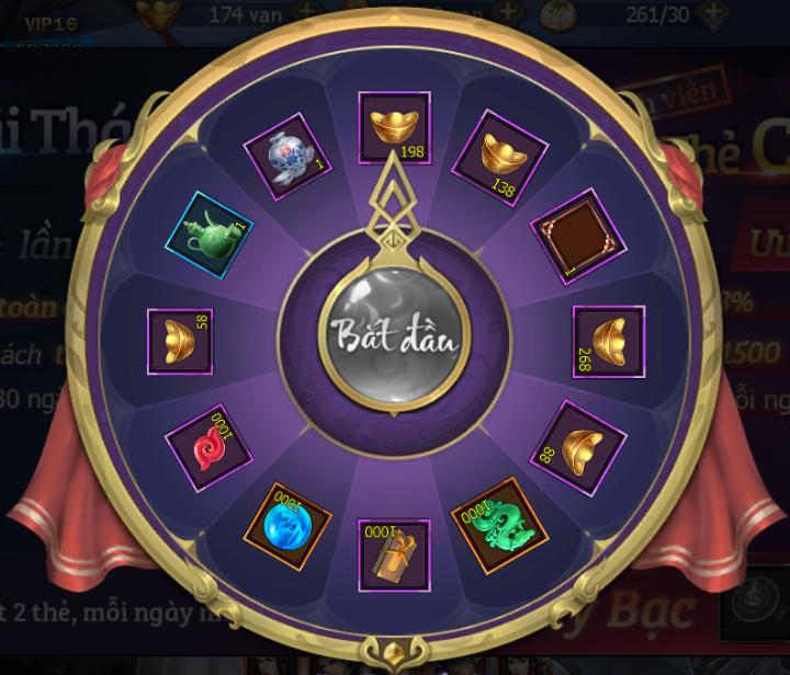 [Hướng Dẫn] Mua Thẻ Tháng Trong Game - 3