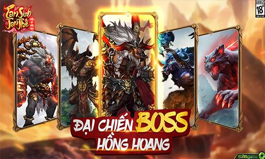 Đại Chiến Boss Hồng Hoang