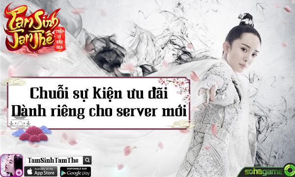 KHAI MỞ SERVER CỬU MINH VÀO NGÀY 08/04 - 1