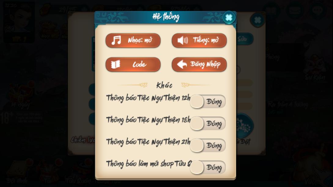 [Hướng dẫn] Nhận GiftCode Và Nhập Code Trong Game - 2