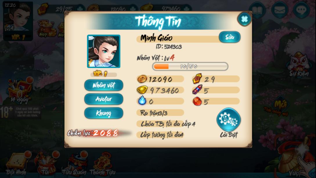 [Hướng dẫn] Nhận GiftCode Và Nhập Code Trong Game - 1