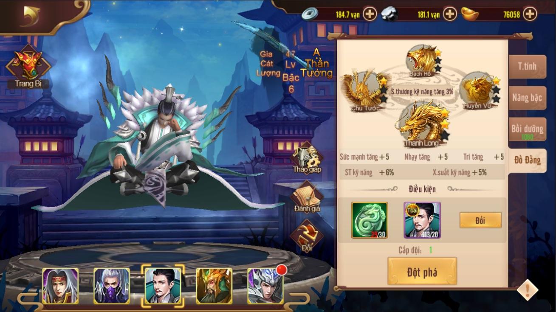 [ Hot Tính Nang ] Anh Hùng Cái Thế - 2