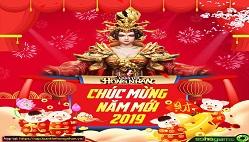 NPH SohaGame gửi lời chúc tết đến game Loạn Thế Hồng Nhan