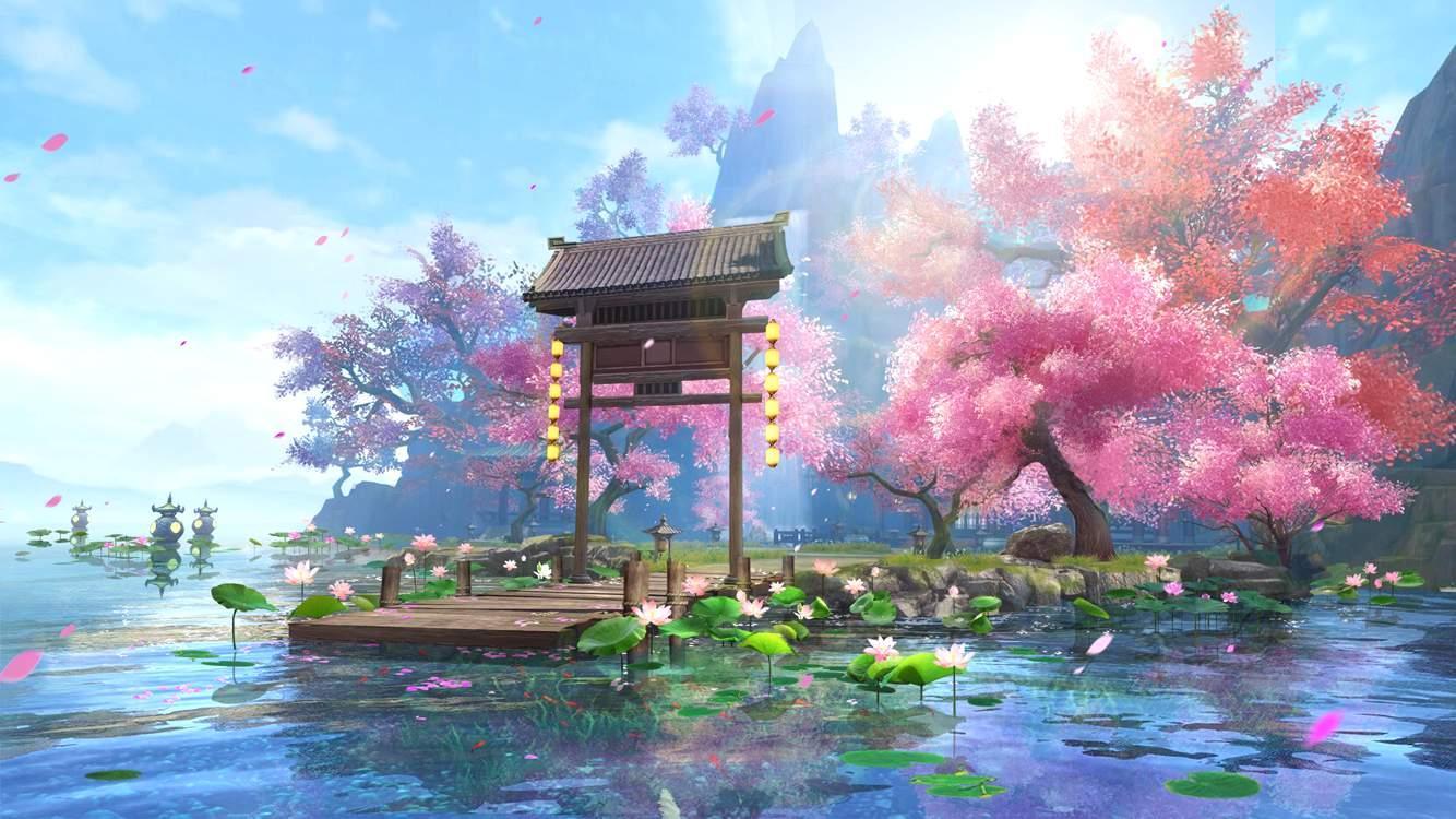 Map Đào Hoa