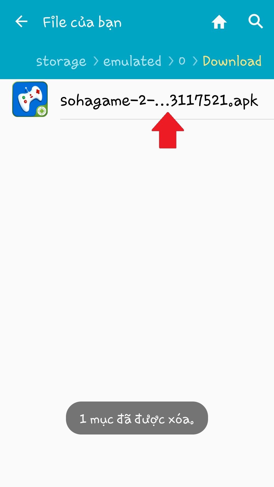 [Hướng dẫn] Tải và cào đặt game Ngạo Kiếm Mobile từ App SohaGame - 10
