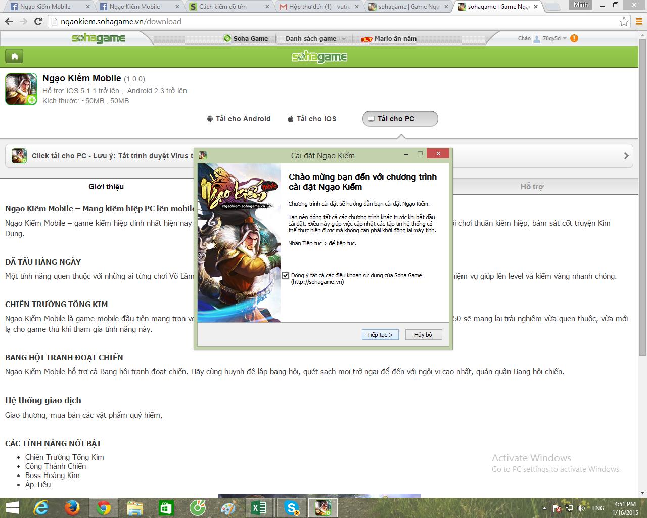 Hướng dẫn download game trên PC - 3