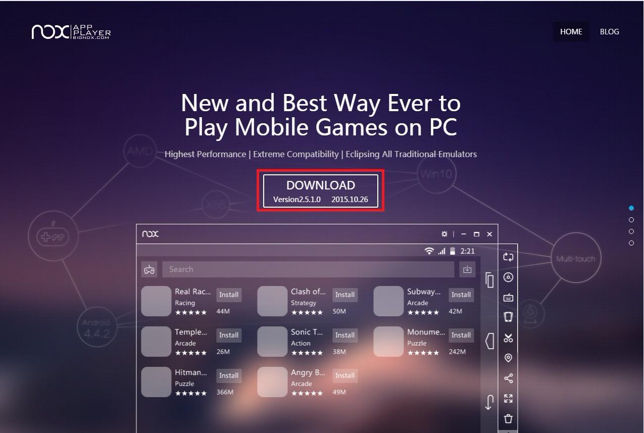 [Hướng Dẫn] - Dùng phần mềm giả lập Chơi game trên PC - 8