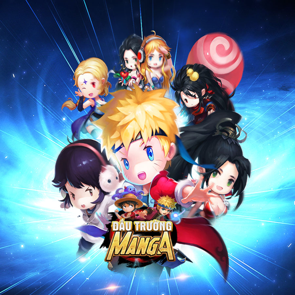 Chiều lòng game thủ, DBON Truyền Kỳ đổi tên thành Đấu Trường Manga
