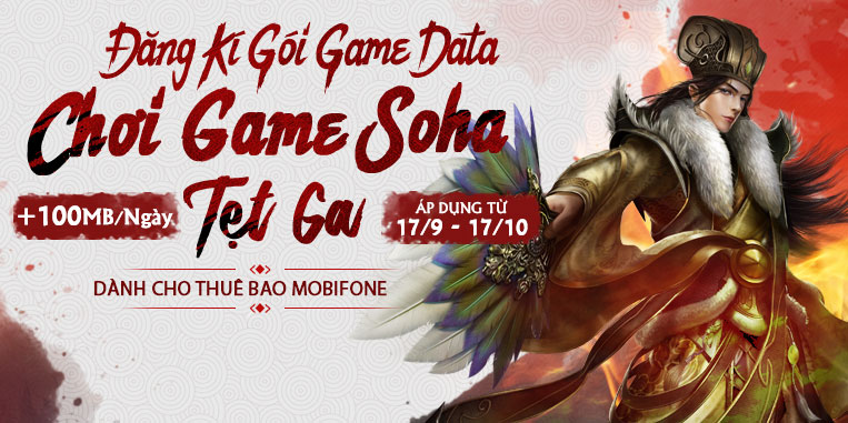 [Giới thiệu] Gói Game Data MobiFone cho game Công Thành Chiến - 1