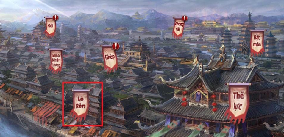 Chi tiết bản cập nhật 3.0 - Tam Quốc Thần Binh - 8