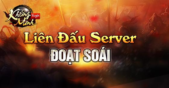 Đoạt Soái Liên Server Mùa 43 - 1