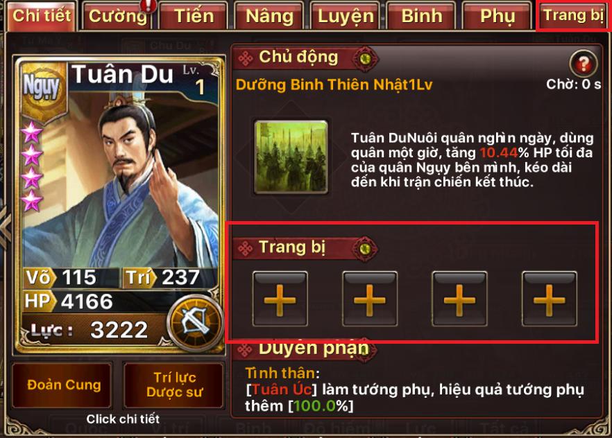 Chi tiết bản cập nhật 3.0 - Tam Quốc Thần Binh - 10