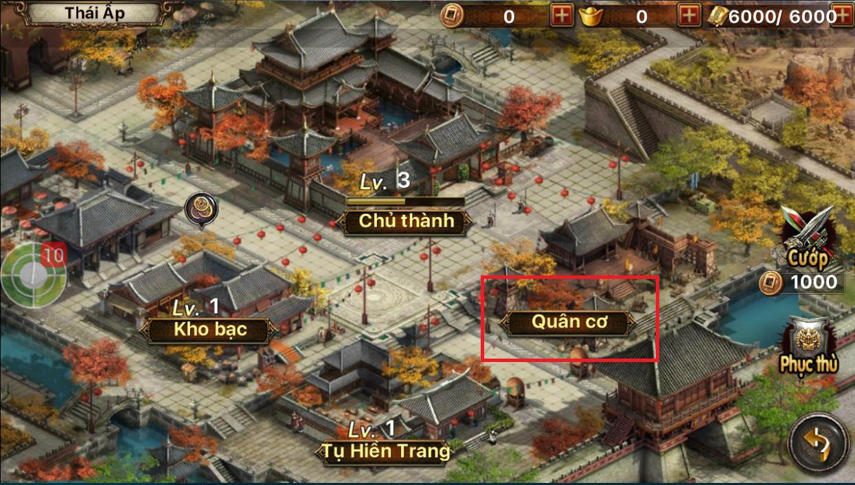 Chi tiết bản cập nhật 3.0 - Tam Quốc Thần Binh - 2
