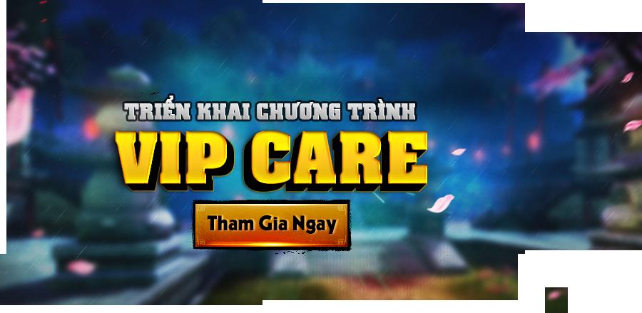 [VIP] - Chính thức ra mắt chương trình VIPCARE SohaGame