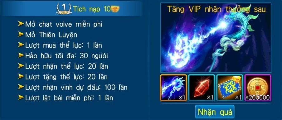 [Hệ thống - Độc Cô Cầu Bại] VIP - 1