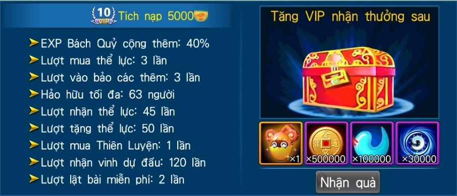 [Hệ thống - Độc Cô Cầu Bại] VIP - 10