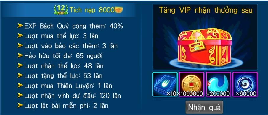 [Hệ thống - Độc Cô Cầu Bại] VIP - 12