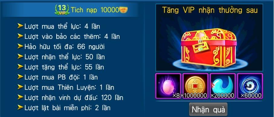 [Hệ thống - Độc Cô Cầu Bại] VIP - 13