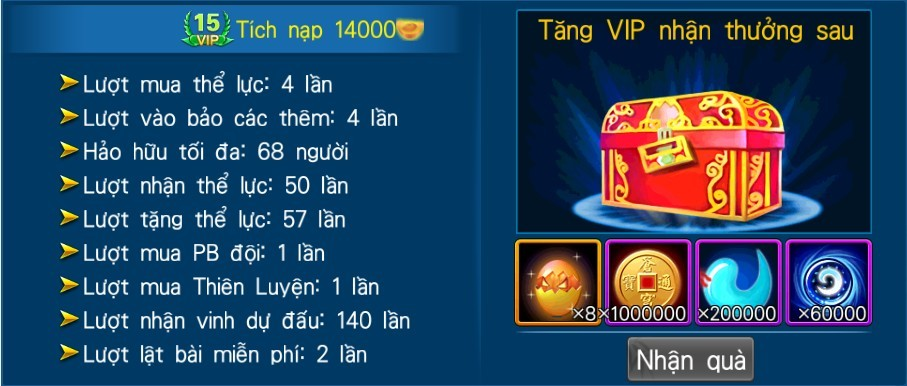 [Hệ thống - Độc Cô Cầu Bại] VIP - 15