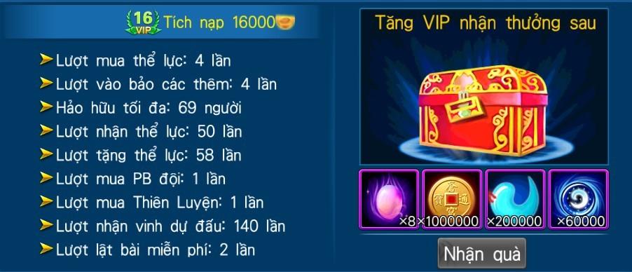 [Hệ thống - Độc Cô Cầu Bại] VIP - 16