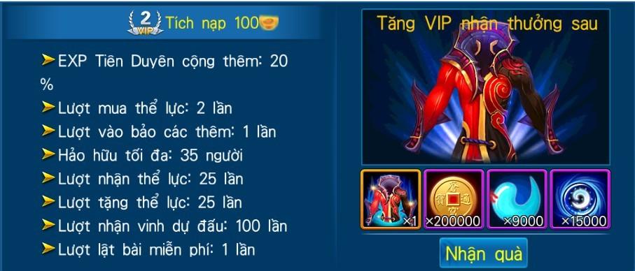 [Hệ thống - Độc Cô Cầu Bại] VIP - 2