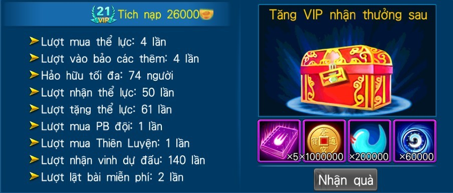[Hệ thống - Độc Cô Cầu Bại] VIP - 21