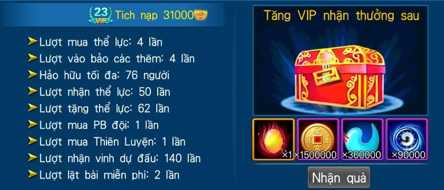 [Hệ thống - Độc Cô Cầu Bại] VIP - 23