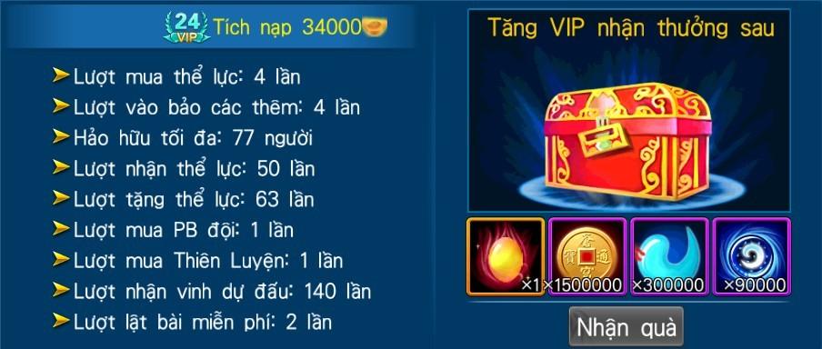 [Hệ thống - Độc Cô Cầu Bại] VIP - 24