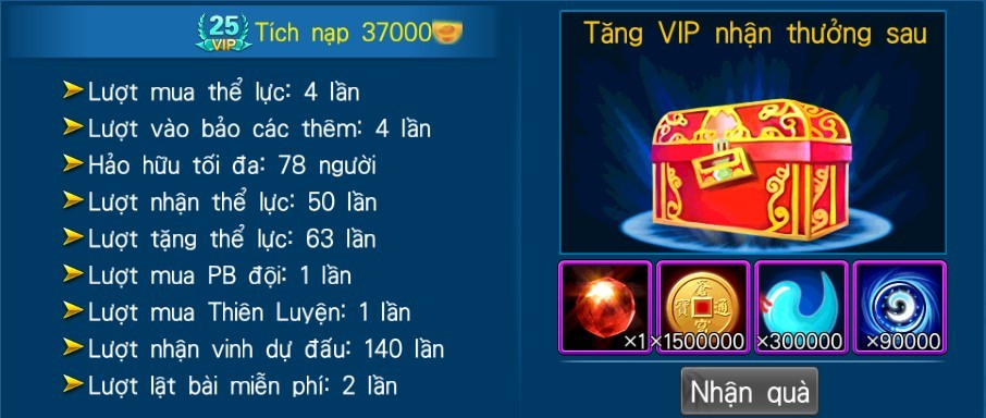 [Hệ thống - Độc Cô Cầu Bại] VIP - 25