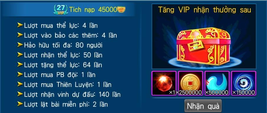 [Hệ thống - Độc Cô Cầu Bại] VIP - 27
