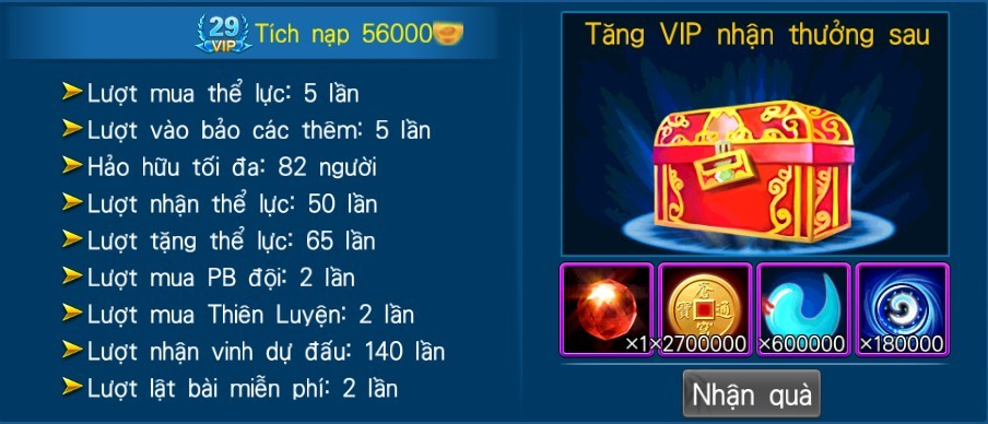 [Hệ thống - Độc Cô Cầu Bại] VIP - 29