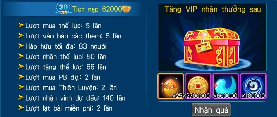 [Hệ thống - Độc Cô Cầu Bại] VIP - 30