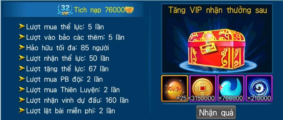 [Hệ thống - Độc Cô Cầu Bại] VIP - 32
