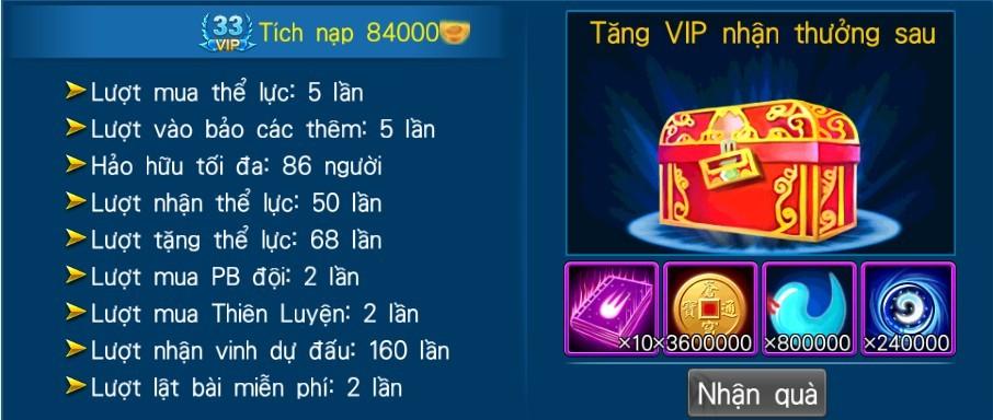 [Hệ thống - Độc Cô Cầu Bại] VIP - 33