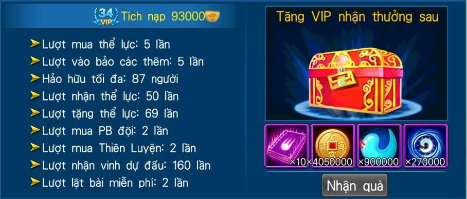 [Hệ thống - Độc Cô Cầu Bại] VIP - 34