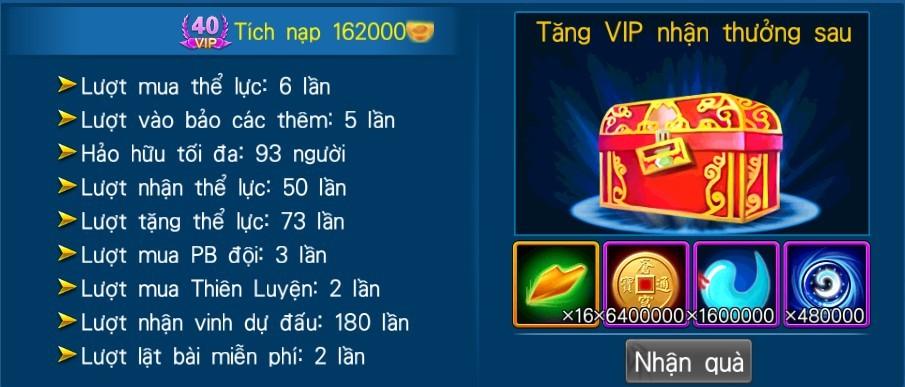 [Hệ thống - Độc Cô Cầu Bại] VIP - 40
