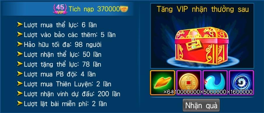 [Hệ thống - Độc Cô Cầu Bại] VIP - 45