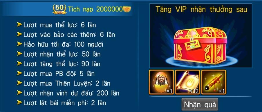 [Hệ thống - Độc Cô Cầu Bại] VIP - 50
