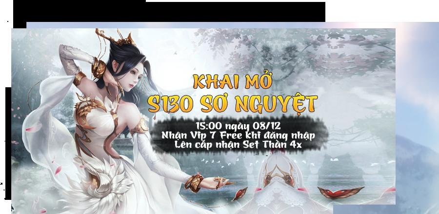 [Thông Báo] - Khai mở máy chủ Lãnh Nguyệt ngày 15/09