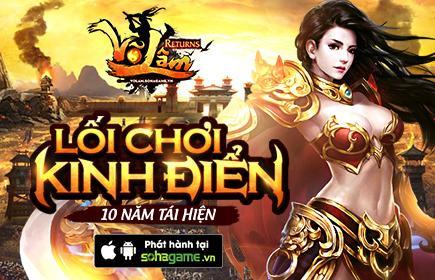 Võ Lâm Returns
