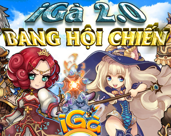 Big Update 2.0 cho iGa!