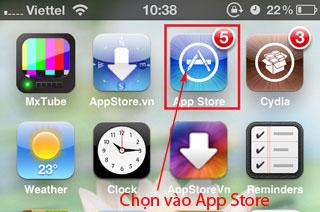 Hướng dẫn tạo tài khoản iTunes miễn phí ngay trên iPhone
